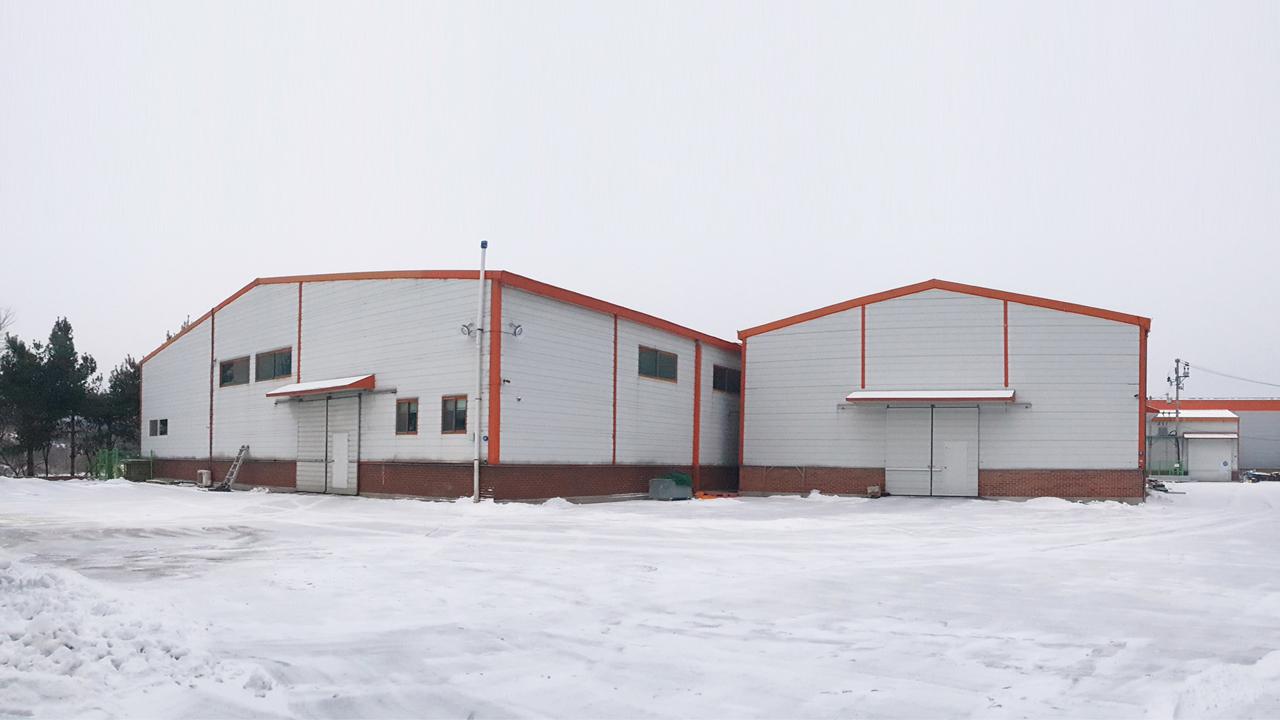 그랜드썬 공장